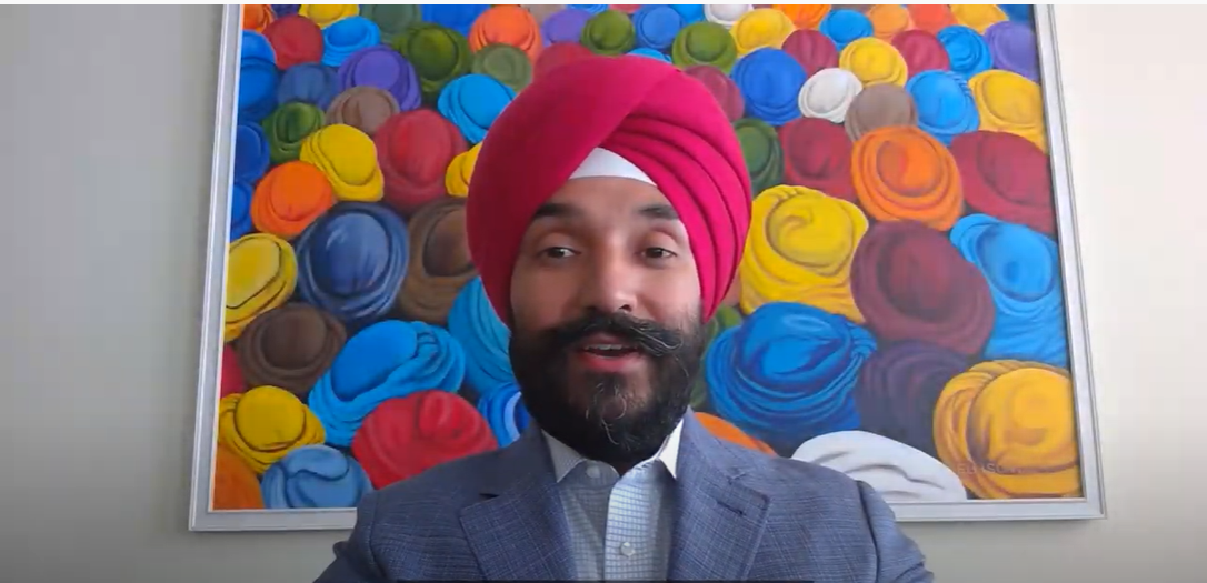 A message from the Honourable Navdeep Bains