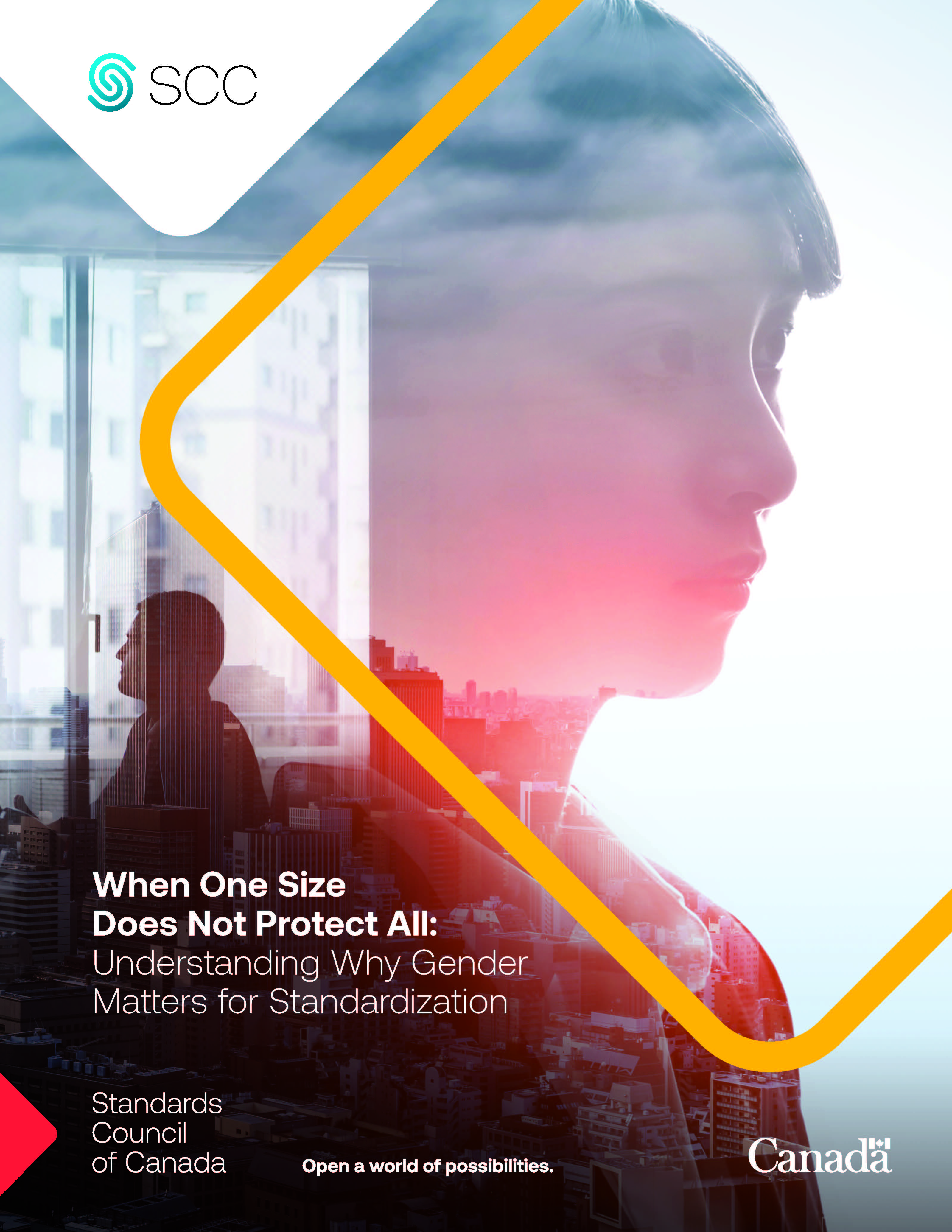 Report – When One Size Does Not Protect All: Understanding Why Gender Matters for Standardization