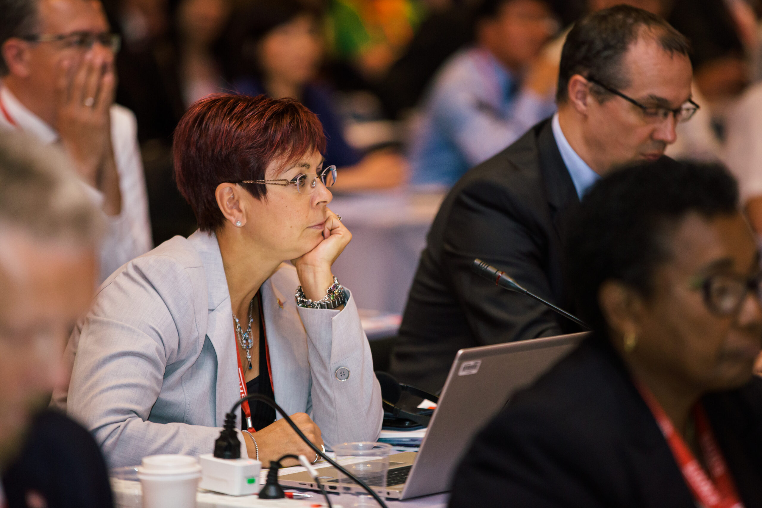 Representing Canada's interests on the ISO Council