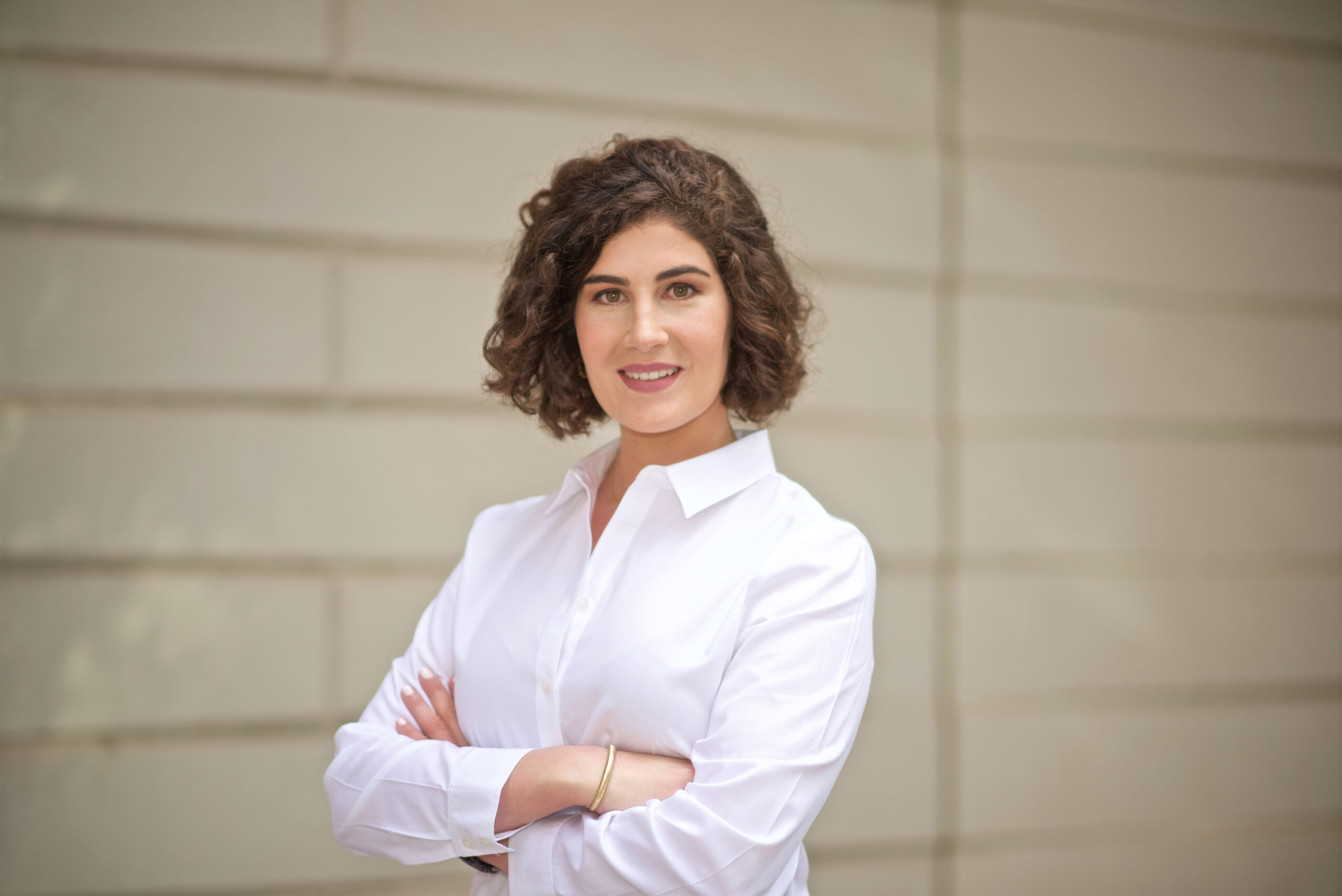 Meet Grace Abuhamad, a Canadian representative for the IEC Young Professionals Workshop