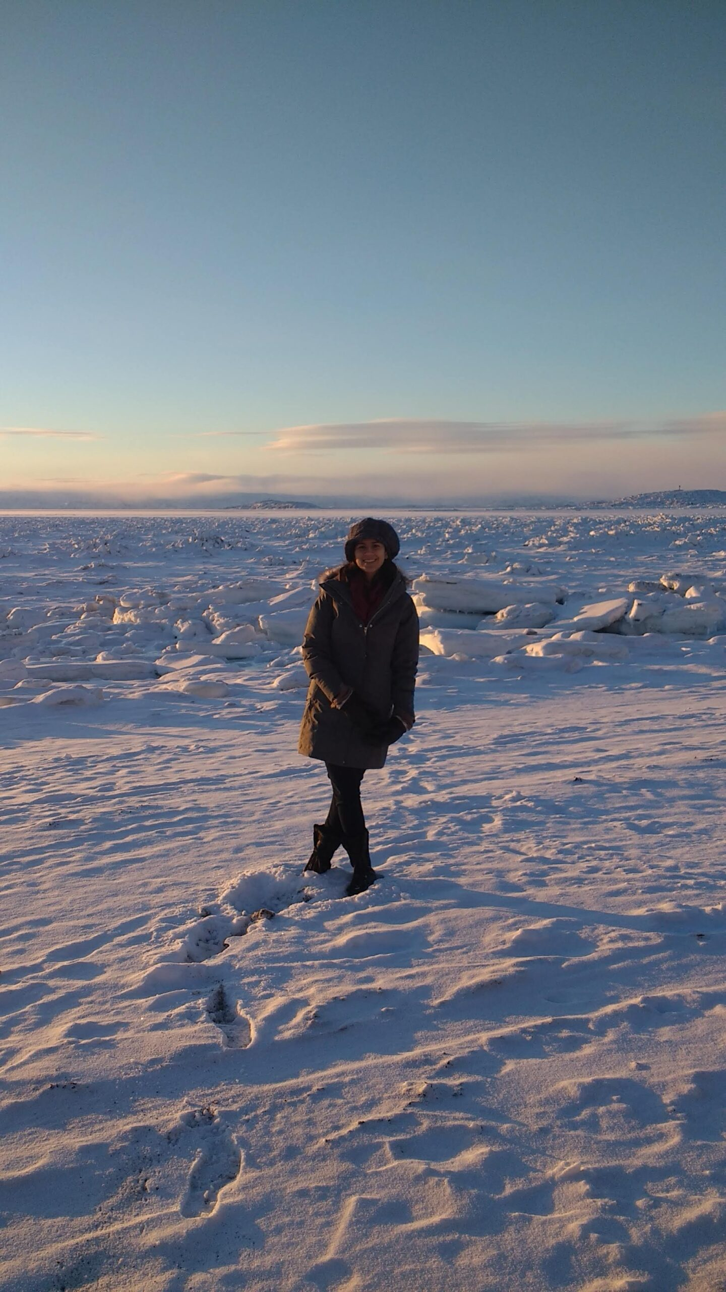 Climate Resilience in Canada's North: Q&A with Kala Pendakur