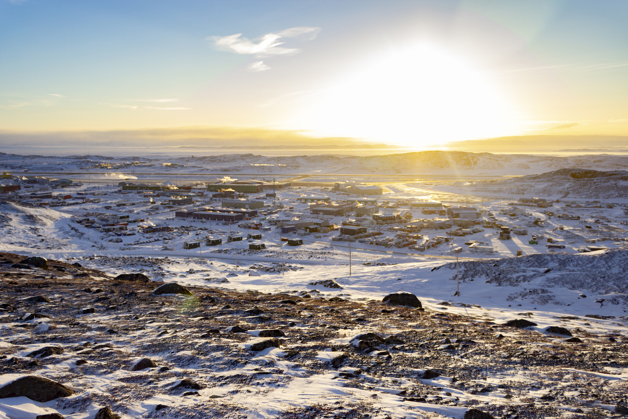 Success Story: Guiding Infrastructure Decisions in Permafrost Zones
