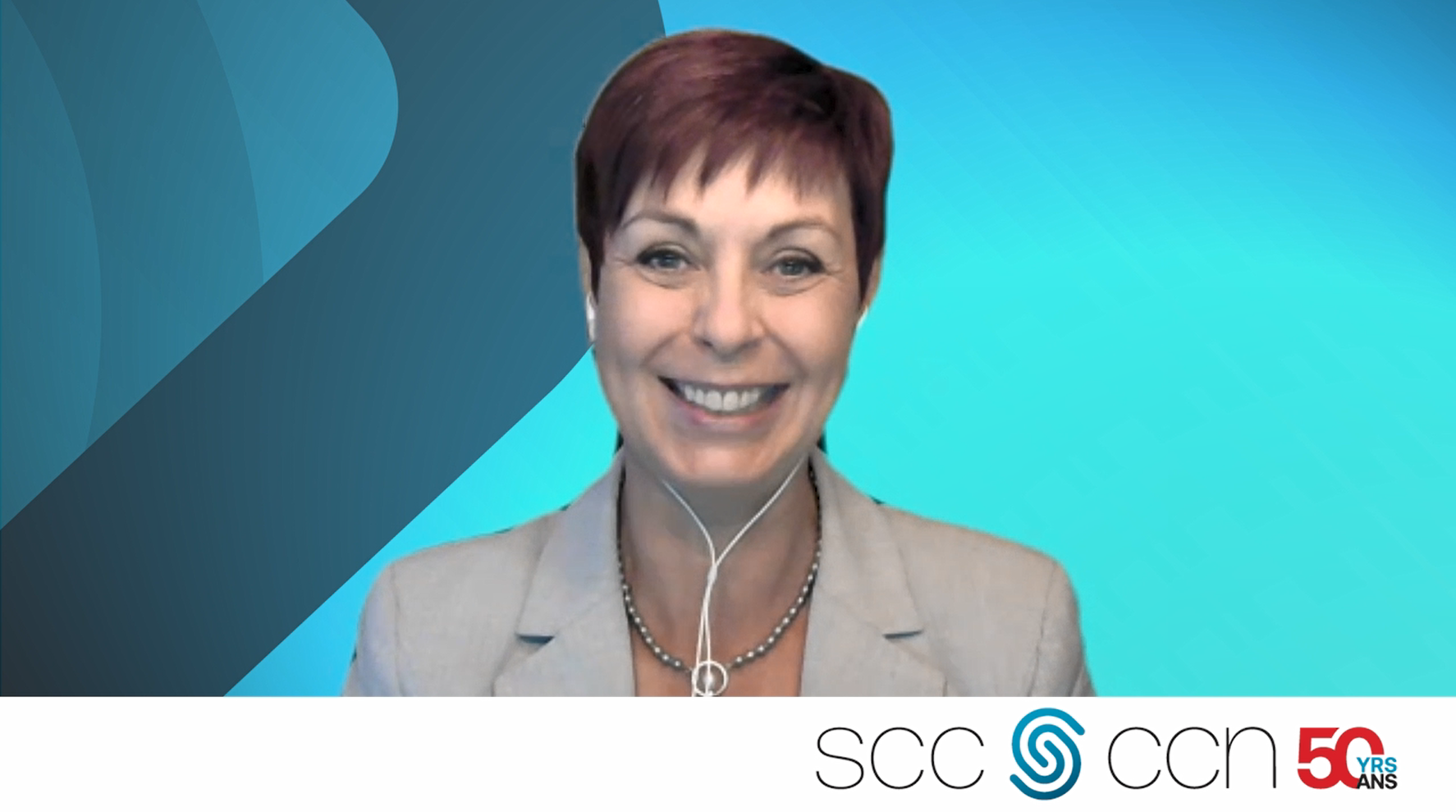 Message from Chantal Guay, SCC's CEO to close our 50th